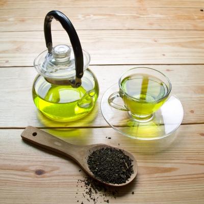 Green Tea by zirconicusso