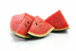Watermelon triangles