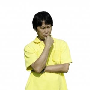 Hard working chinese man