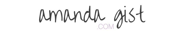 Amanda Gist website