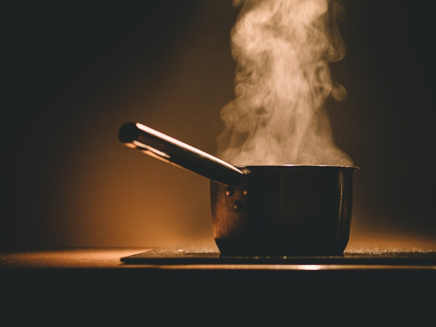 don't be intimidated by cooking