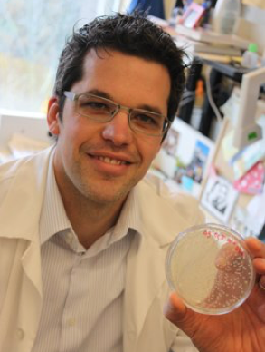 Brian K. Coombes, PhD, of McMaster University