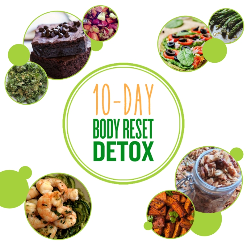 10-day Body Reset Detox