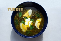 Turkey Sorrel Soup 3TS